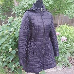 Laundry By Shelli Segal Jackets & Coats - Laundry by Shelli Segal | Black Puffer Coat